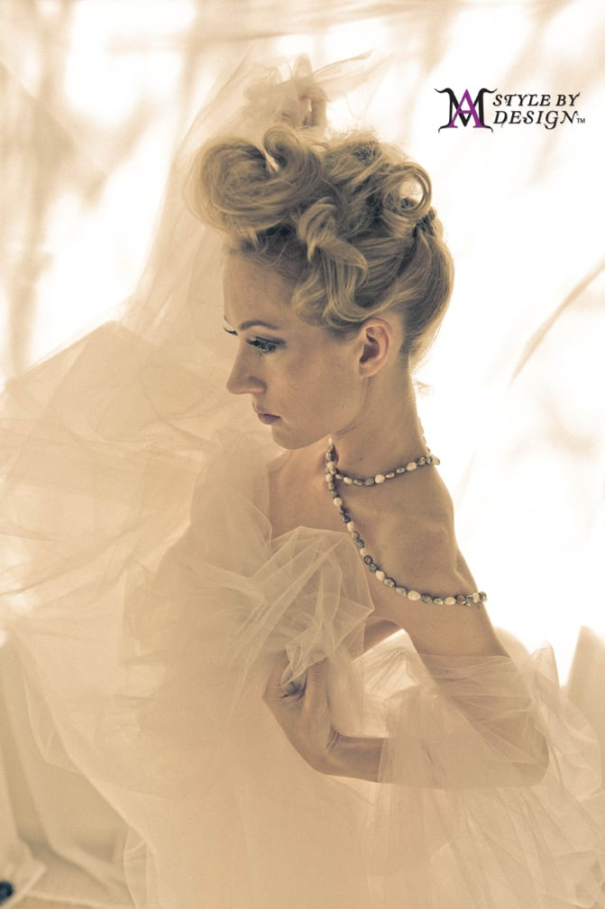 Hair & Make-up- Angela Model-Yonah Photographer- Nicole Redwine Location- Atlanta, GA