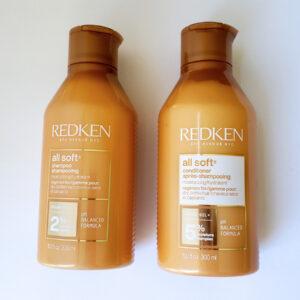 Redken All Soft Shampoo & Conditioner