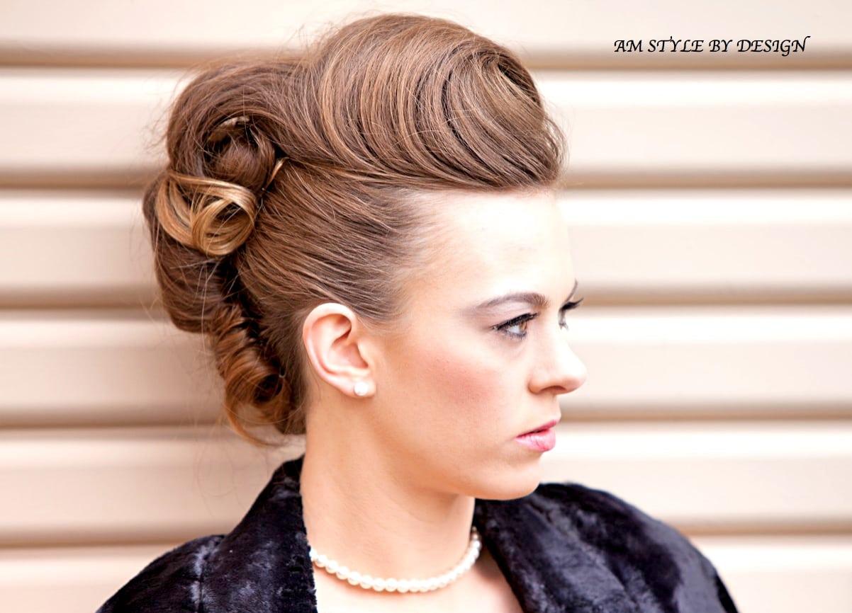 Location: Atlanta, GA Model: Jackie Hair/ Make-up Angela Photographer: Firestine Photography, 2nd Photographer- Jerry