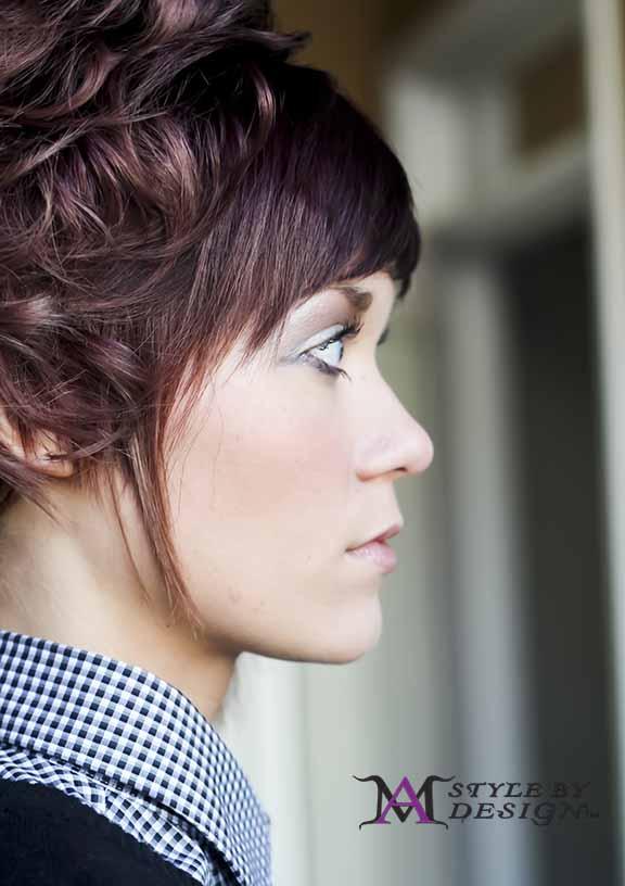 Hair & Make-up- Angela Model-Alexi Photographer- Jerry Location: Atlanta, GA