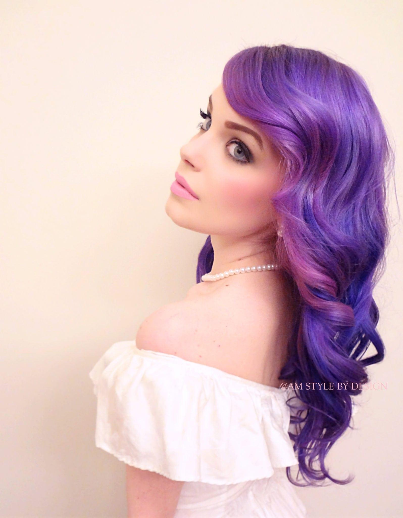 Hair- Angela Make-up / Model-Emily Photographer- Angela Location: Atlanta, GA