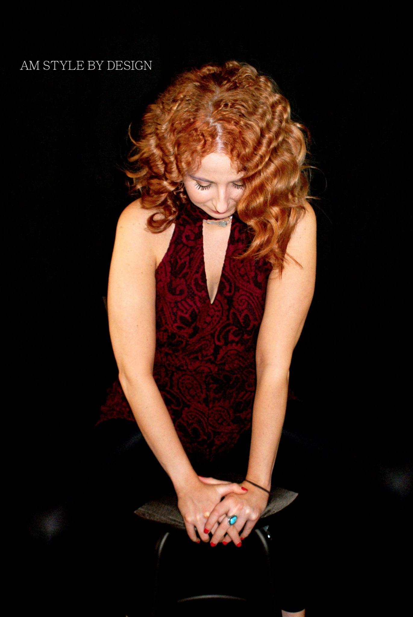 Hair & Make-up- Angela Model: Kim Photographer-Angela Location- Atlanta, GA
