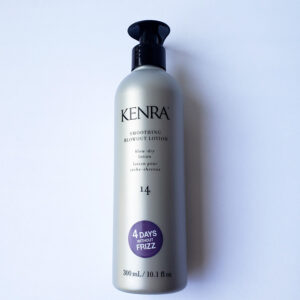 Kenra smoothing blowout lotion