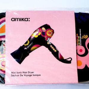 amika mini hair dryer